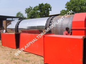 Asphalt Drum Mix Plant Manufacturer