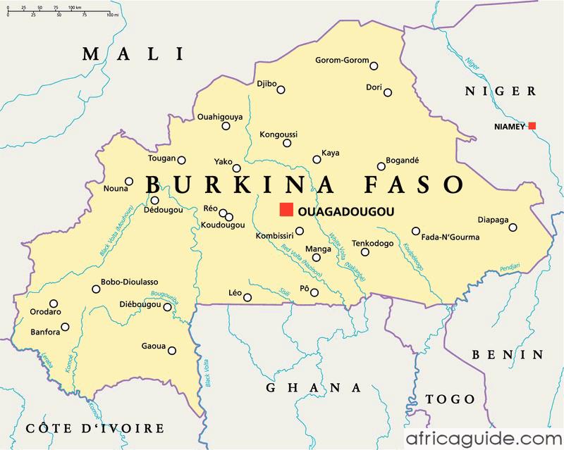 Hot mix plant manufacturer in Burkina