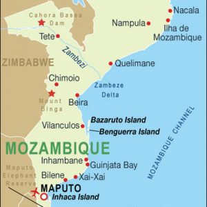Asphalt Drum Mix Plant in Mozambique