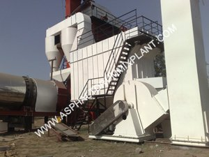 asphalt batch mix plant manufacturer, supplier, exporter