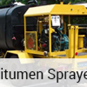 Bitumen Sprayer, Tractor Mounted Bitumen Sprayer India