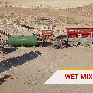 Wet Mix Mecadam Plant India, Manufacturers