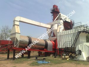 Asphalt Batch Mix Plant in India, Supplier, exporter