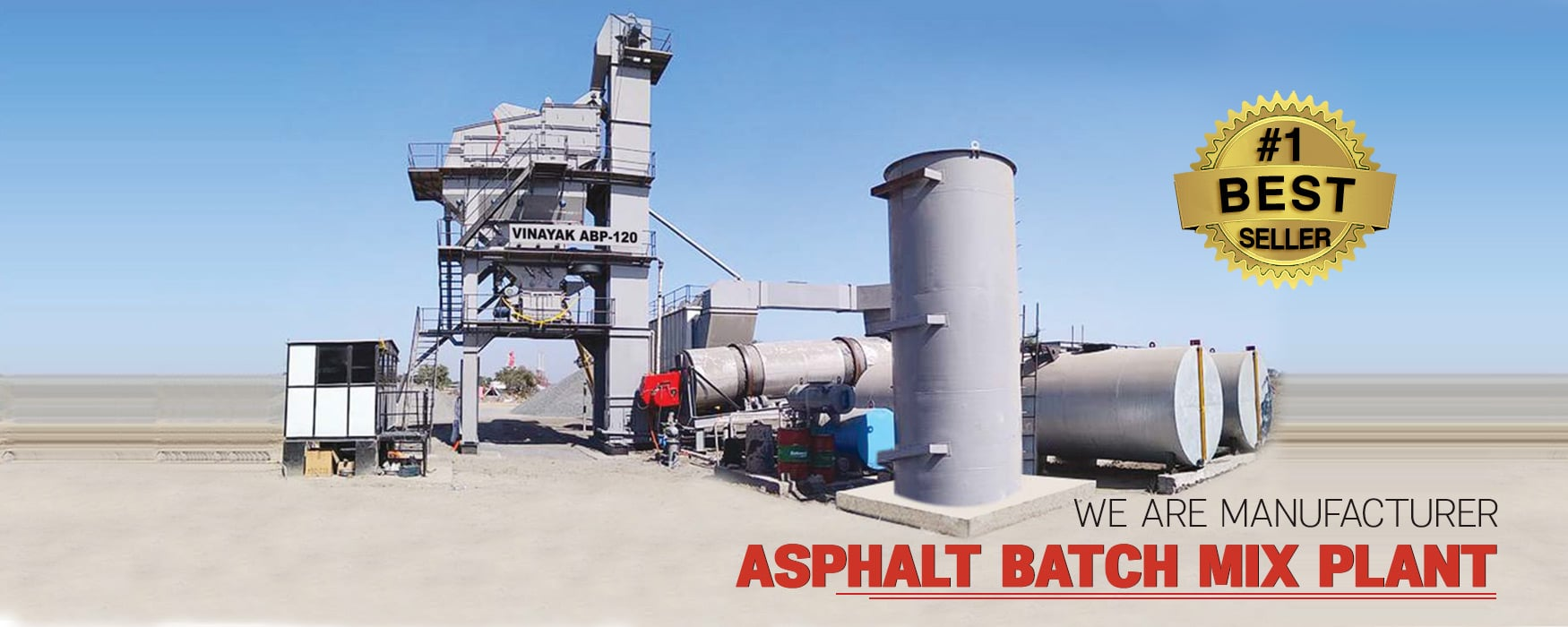 asphalt batch mix plant supplier