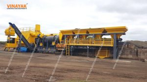 Asphalt Drum Mix Plant Supplier, exporter in Ecuador