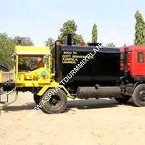 mobile plant bitumen manufacturer, supplier, exporter in Ahmedabad