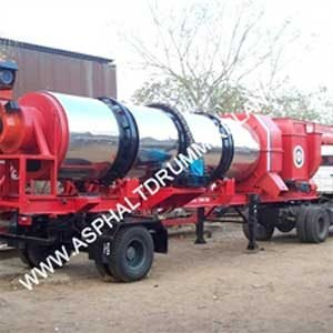 Mobile Drum Mix Plant supplier, exporter in India