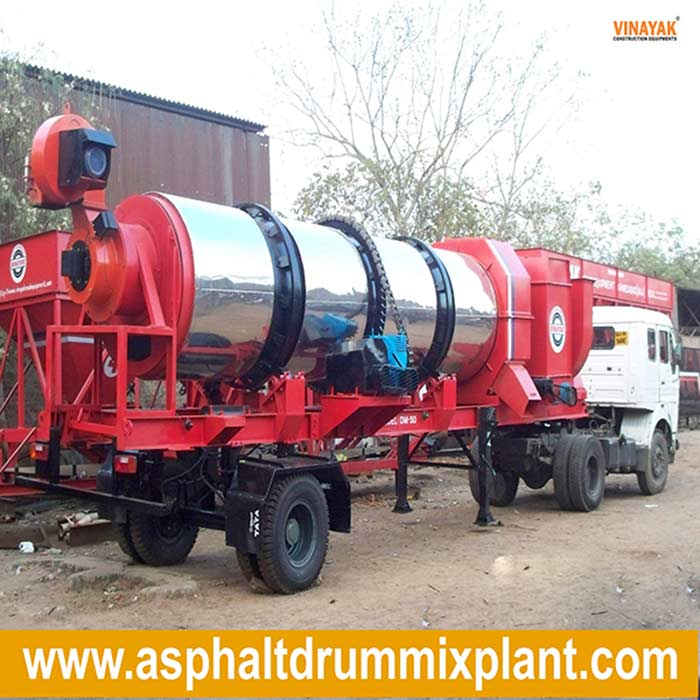 Asphalt Drum Mix Plant Manufacturer in Bahrain