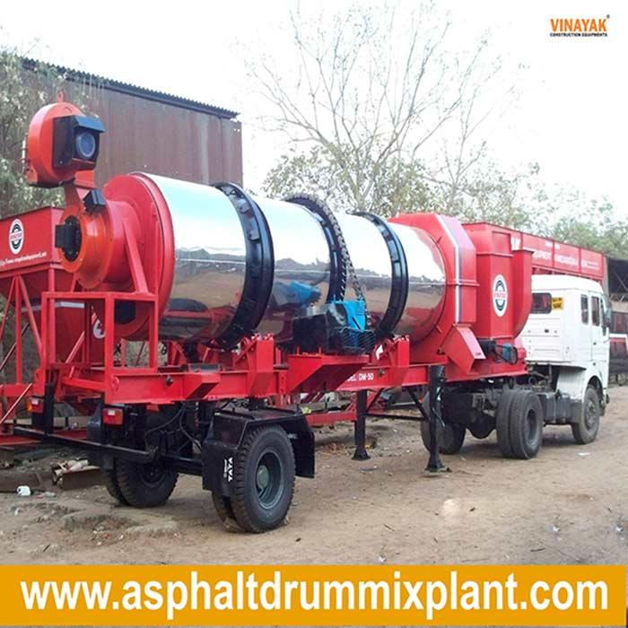Asphalt Drum Mix Plant Manufacturer in Bahrain